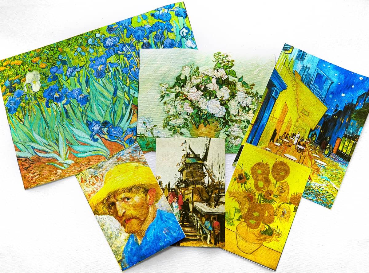 Наборы открыток и репродукций - купить книги наборы открыток 64